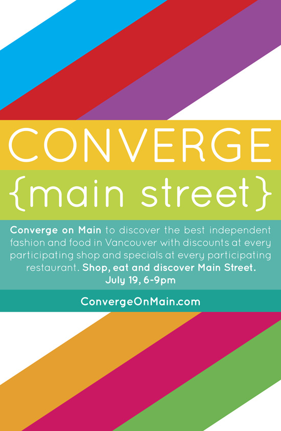 converge on main vancouver