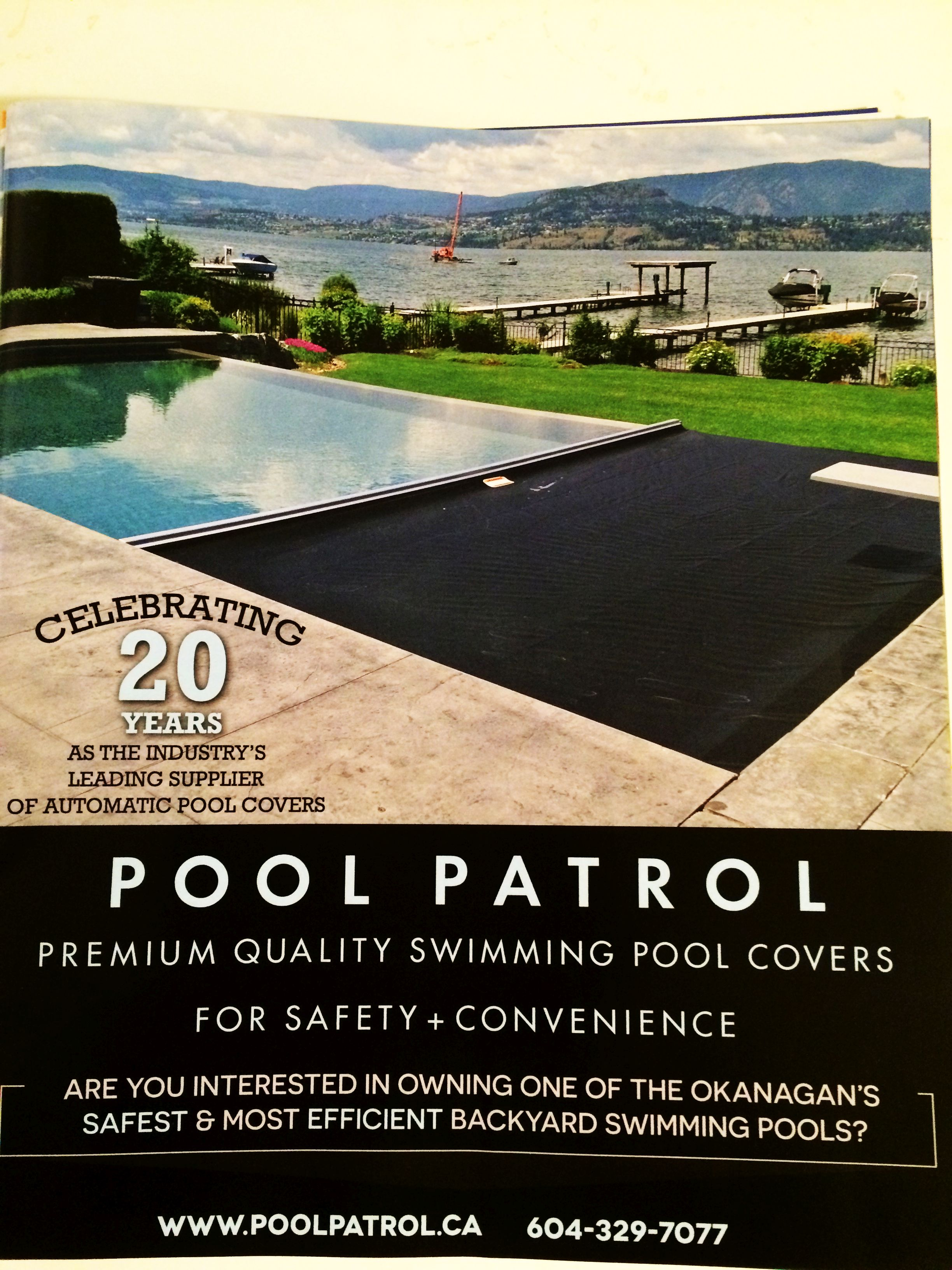 Safety Pool Cover Installations In Vancouver