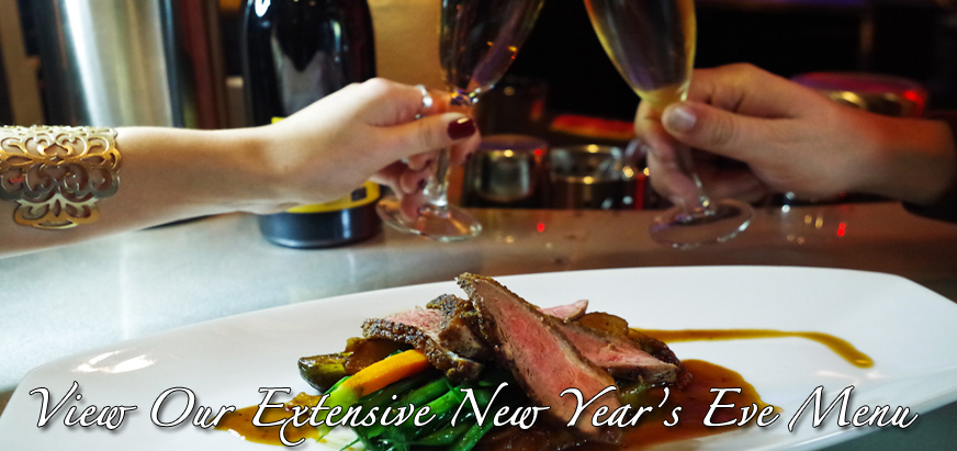 New Year's Dinner At The Locus
